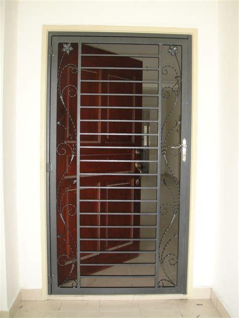 home front door grill design grill door design door