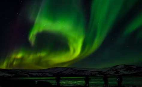 Northern Lights Minibus Tour Guide To Iceland Lights In