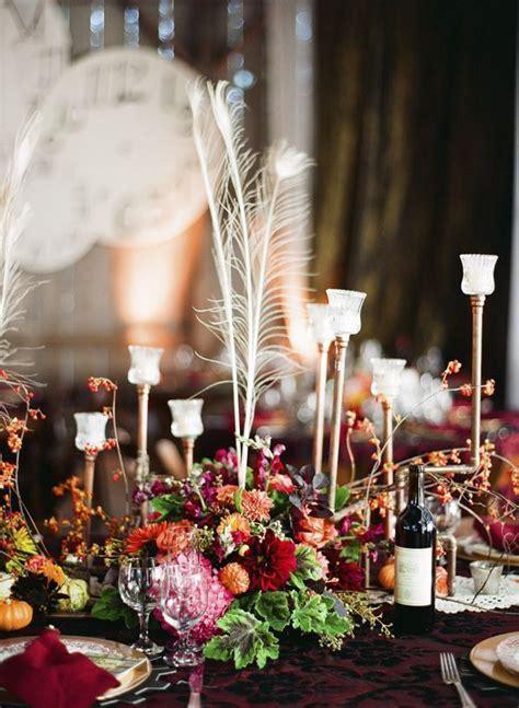 Victorian Steampunk Wedding   Florals   Steampunk wedding