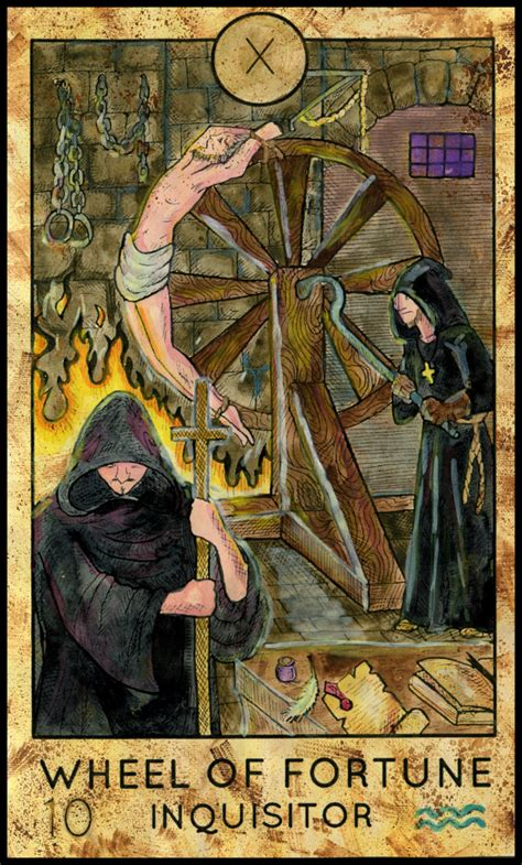 Tarot 10 Wheel Of Fortune tarot oracle answer wheel of fortune