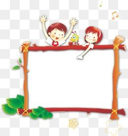 Cartoon Frame Picture PNG Images | Vectors and PSD Files ...