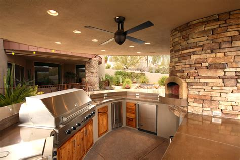 kitchen area design 95 cool outdoor kitchen designs digsdigs