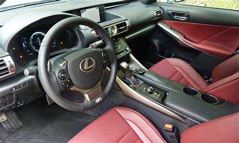 lexus is 250 red interior 2014 lexus is pros and cons at truedelta 2014 lexus is