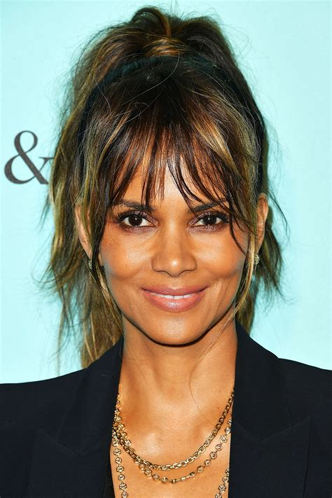 feathered hairstyles for halle berry 100 hairstyles with bangs you ll want to copy