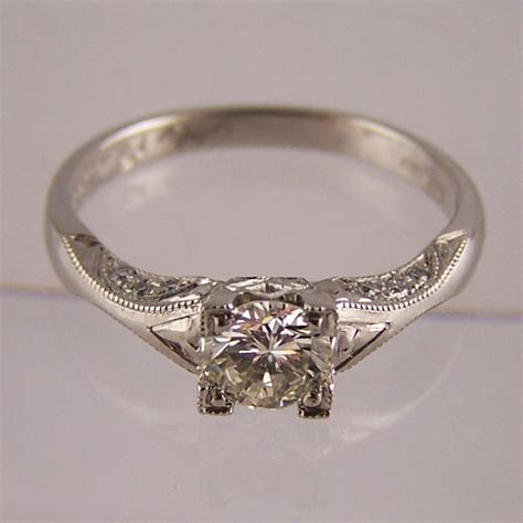 vintage rings uk wedding promise