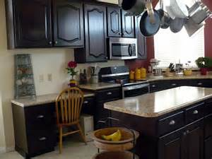 Cheap Kitchen Counter Makeover - kitchen remodeling on the cheap 250 kitchen makeover with 20 granite countertops faux real