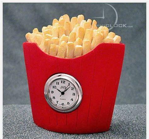 weird clock unusual mini clocks