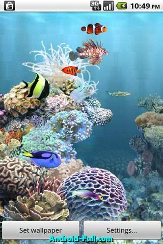 anipet freshwater aquarium live wallpaper apk anipet aquarium live wallpaper apk para android