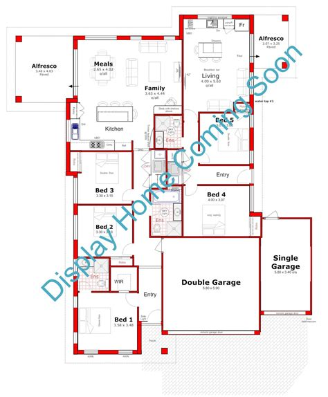income property floor plans dual income plus