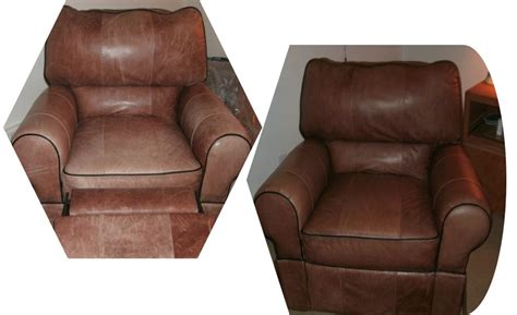 Leather Restoration denver leather cleaning company leather restoration before and afteras a product of nature