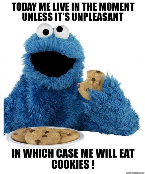 pics for gt cookie monster meme