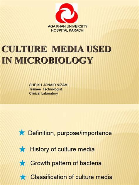 growth pattern classification culture media growth medium bacteria