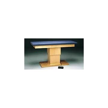 physical therapy hi lo treatment tables bailey professional hi lo treatment table medsource usa
