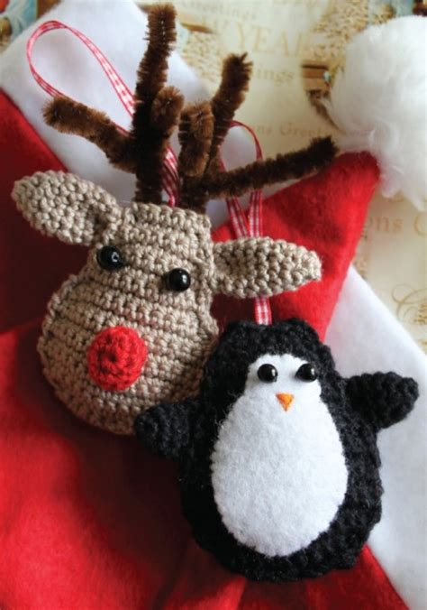 crochet christmas decorations uk billingsblessingbags org