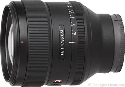 Sony Fe 85mm F 1 4 Gm Lens Hitam sony fe 85mm f 1 4 gm lens review