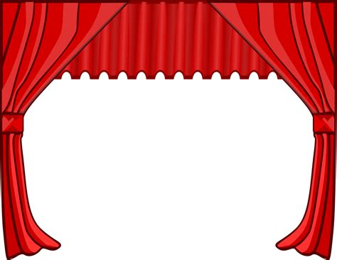 curtain clipart stage clipart clipart panda free clipart images