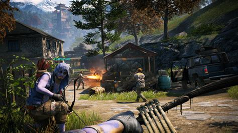 Farcry 4 Update far cry 4 pc patch is active load the