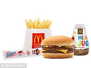 the unhealthiest fast food meals for children revealed