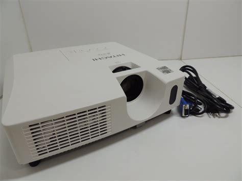 hitachi cp s370w l projetor data show hitachi cp x2511 garantia 100 r 750