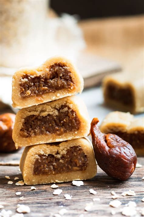 Do You Like Fig Newtons by No Bake Healthy Gluten Free Fig Newtons Vegan