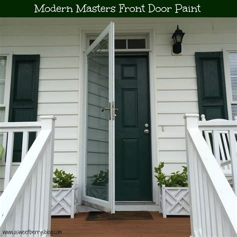 modern masters front door paint front door and shutter makeover with modern masters front