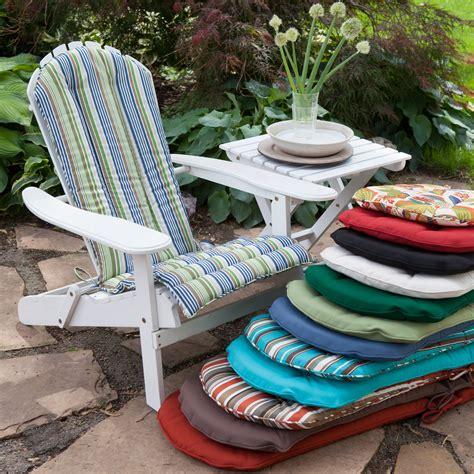 Cushions For Adirondack Chairs by Coral Coast Classic Adirondack Chair Cushion A E