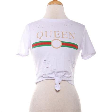 Gucci Top tops gucci inspired shirt poshmark
