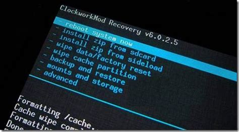 android boot into recovery how to enter samsung galaxy s4 recovery mode