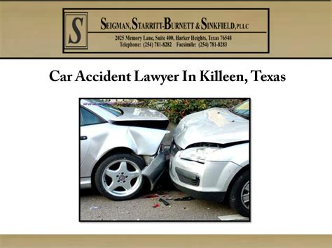 Car Lawyer In 1 by Car Lawyer In Killeen Authorstream