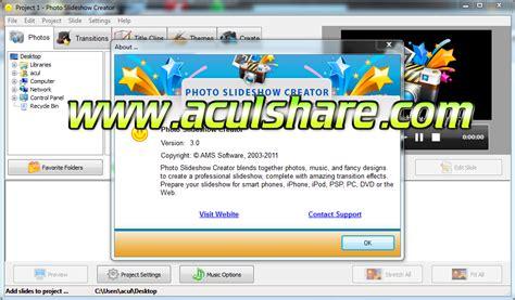 free download full version photo slideshow software photo slideshow creator 3 0 full key free download