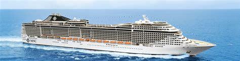 cabine msc splendida categorie e cabine della nave msc splendida msc crociere