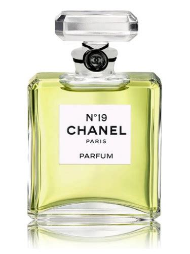 Parfum Chanel No 19 by Chanel No 19 Parfum Chanel Perfume A Fragrance For