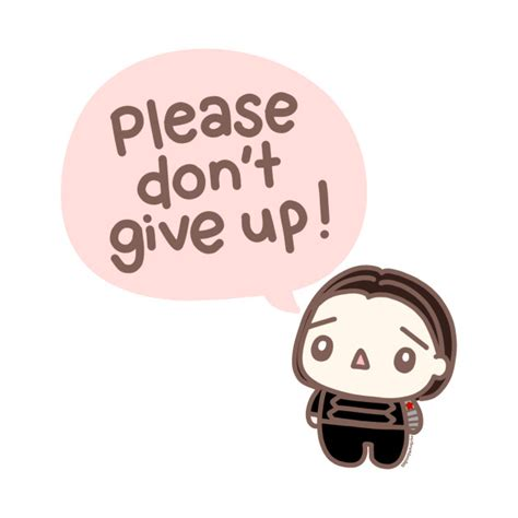 T Shirt Dont Give Up don t give up bucky t shirt teepublic