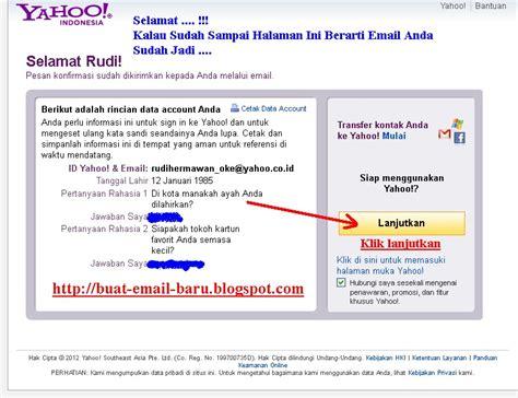 buat email baru yahoo free cara buat email baru di yahoo seputar email tattoo