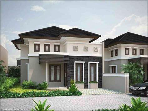 desain cat eksterior rumah warna cat rumah minimalis dulux desain gambar rumah
