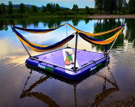 relax in a floating hammock dimsies
