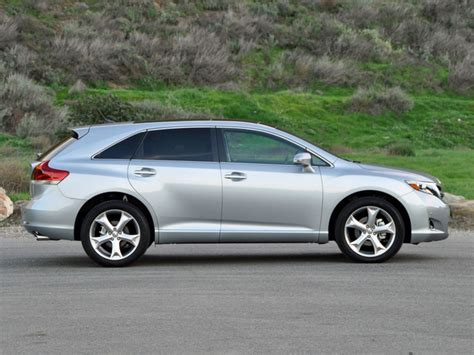 Toyota Venza Review 2015 2015 Toyota Venza Safety Review And Crash Test Ratings