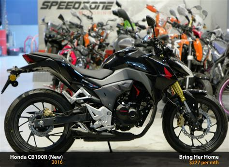 price of new honda honda cb190r 2016 new honda cb190r price bike mart