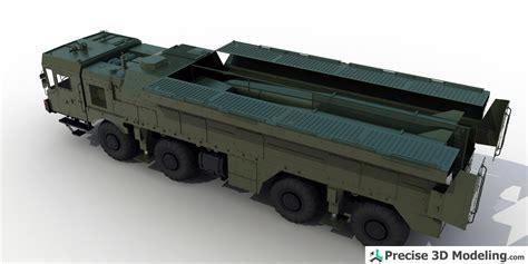 models of 9k720 iskander