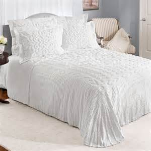 solid color bedspreads solid color cotton chenille bedspread bedding
