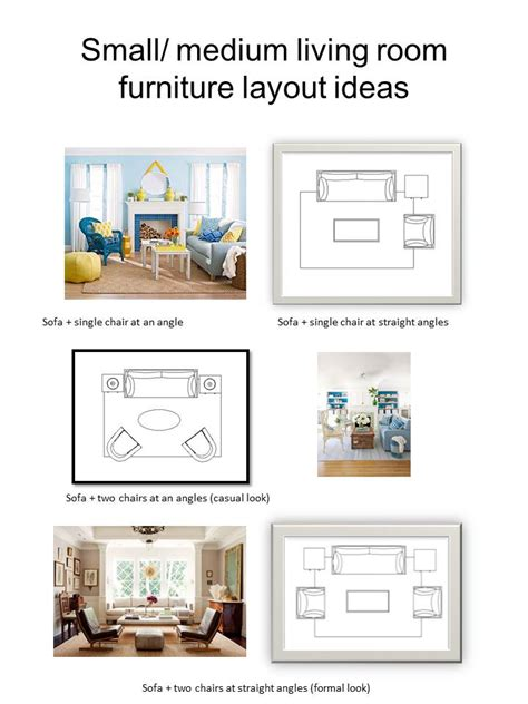 Furniture Layout For Small Living Room | vered rosen design living room seating arrangements