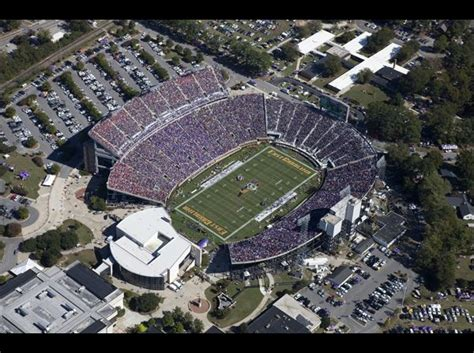 Ecu Mba Admission Requirements by Dowdy Ficklen Stadium East Carolina College Football