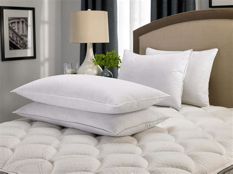 down pillow hilton to home hotel collection spa bath pillows green india mills spa towels feather