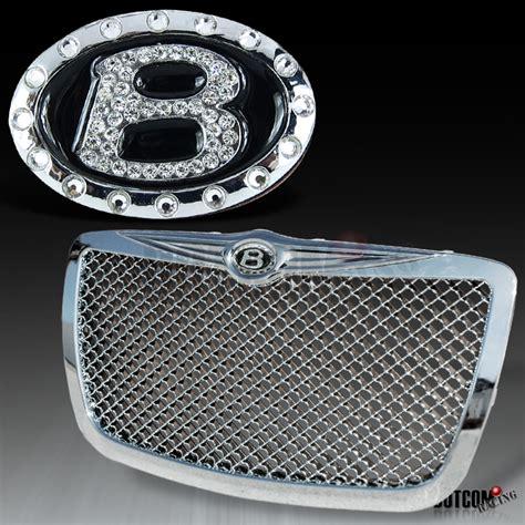 bentley vs chrysler logo bentley emblem on shoppinder