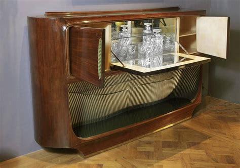 esposizioni mobili midcentury italian buffet bar cabinet by consorzio