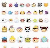 Buy Disney Tsum Sponge Sticker Sheet At ARTBOX