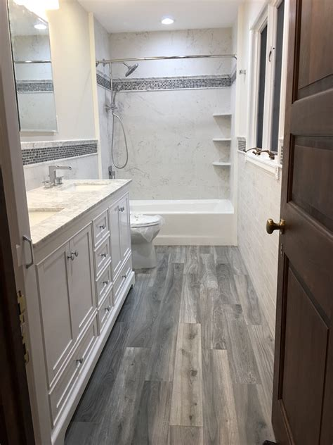 lifespan stretch partner bench hallway bathroom remodeled bathroom ready for 2018 monk s
