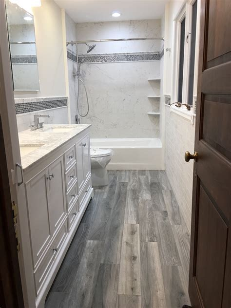 Remodeled Bathroom Ready for 2018   Monk's Home Improvements