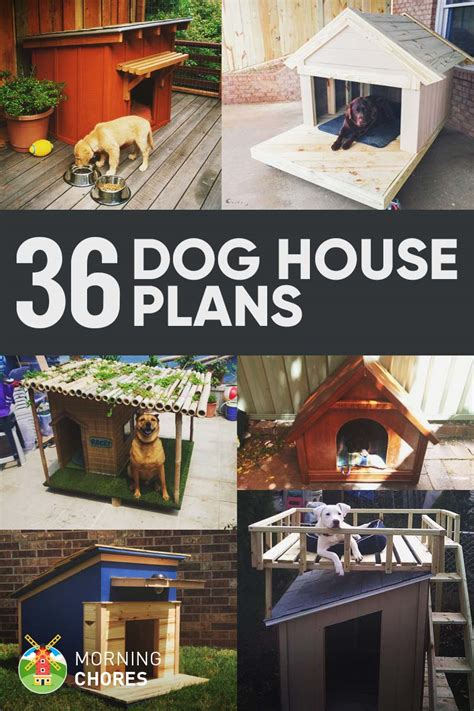 dog house ideas plans 36 free diy dog house plans ideas for your furry friend