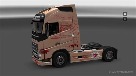 2012 volvo truck price bloody skin for volvo fh 2012 euro truck simulator 2 mods